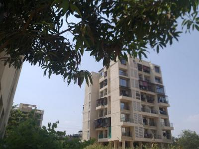 Gallery Cover Image of 700 Sq.ft 1 BHK Apartment for rent in Ghansoli for 12000