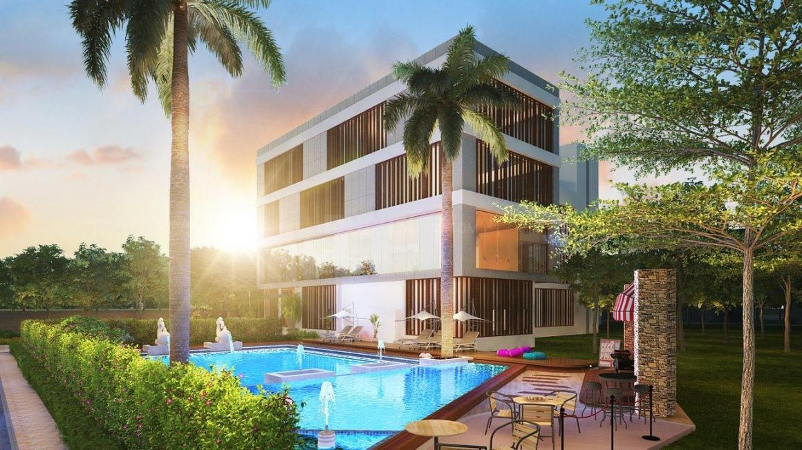 Swimming Pool Image of 715 Sq.ft 2 BHK Apartment for buy in Paschim Barisha for 2100000