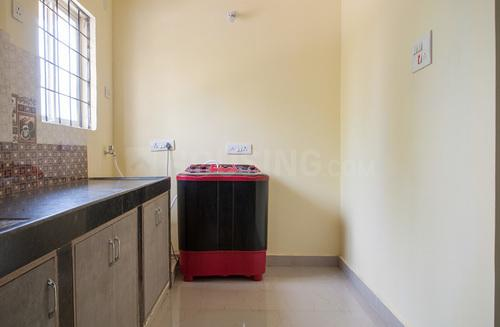 Kitchen Image of Rajitha Residency 304 in Gowlidody