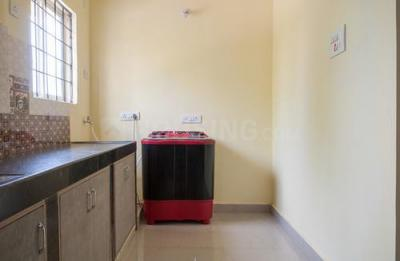 Kitchen Image of Rajitha Residency 404 in Gowlidody