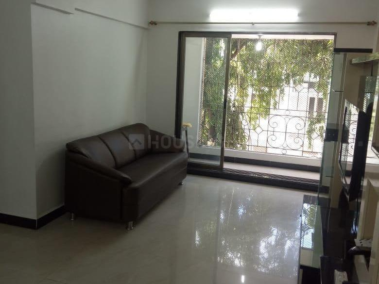 Living Room Image of 625 Sq.ft 1 BHK Apartment for rent in Kurla West for 32000