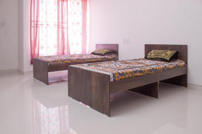 Bedroom Image of 301 A, One Nation in Pimple Saudagar
