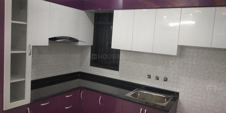 Kitchen Image of 650 Sq.ft 2 BHK Independent Floor for buy in Dwarka Mor for 2815000