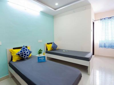 Bedroom Image of Zolo Zeus in Gachibowli
