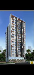 Gallery Cover Image of 750 Sq.ft 2 BHK Apartment for buy in Haware Intelligentia Infinity, Chembur for 9500000