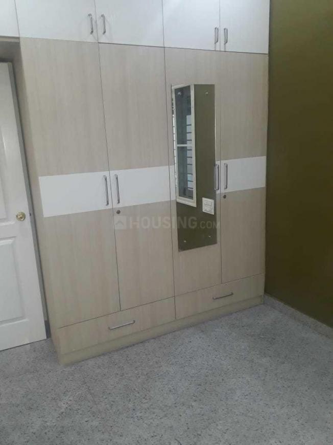Bedroom Image of 1000 Sq.ft 2 BHK Independent Floor for rent in Banashankari for 16000