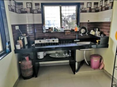 Kitchen Image of Boys PG in Old Sangvi