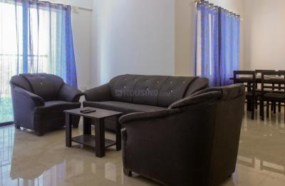 Living Room Image of N 502 Ashok Meadows in Hinjewadi
