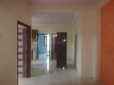 Gallery Cover Image of 800 Sq.ft 3 BHK Apartment for rent in New Ashok Nagar for 17000