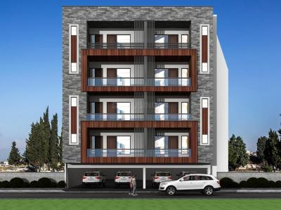 Gallery Cover Image of 1000 Sq.ft 3 BHK Independent Floor for buy in Sector-12A for 5350000