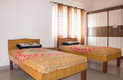 Bedroom Image of B-805 Rajatha Green Apartment in HBR Layout
