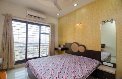 Bedroom Image of Raheja Heights Flat No. G/501 in Malad East