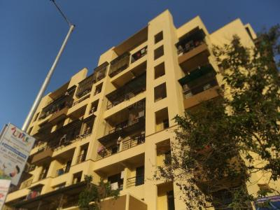 Gallery Cover Image of 700 Sq.ft 1 BHK Apartment for rent in Ghansoli for 17500