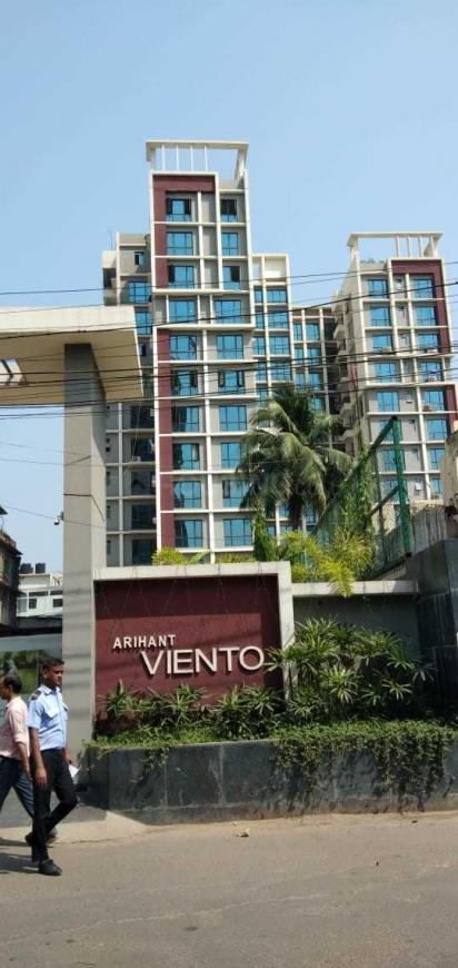 Building Image of 1550 Sq.ft 3 BHK Apartment for rent in Topsia for 30000