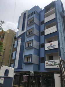 Gallery Cover Image of 1232 Sq.ft 2 BHK Apartment for buy in Aishwarya Queens Mead, Thudiyalur for 4800000