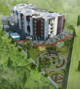 Gallery Cover Image of 1200 Sq.ft 3 BHK Apartment for buy in Mdvr SV Shelters, Bommasandra for 4320000