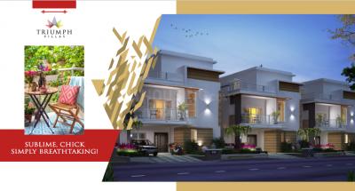 Gallery Cover Image of 3264 Sq.ft 3 BHK Villa for buy in Bandlaguda Jagir for 26764800