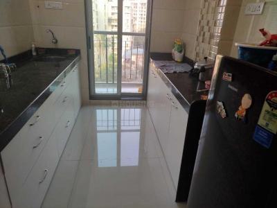 Kitchen Image of Saptashree Heights in Thane West