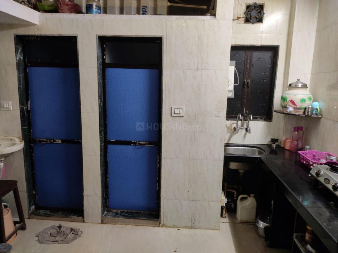 Kitchen Image of 1100 Sq.ft 3 BHK Independent House for buy in Borivali West for 15000000