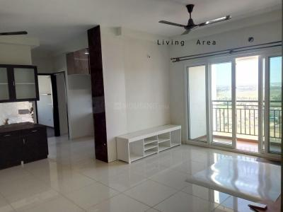 Gallery Cover Image of 1350 Sq.ft 3 BHK Apartment for rent in Shriram Green Field, Bendiganahalli for 20000