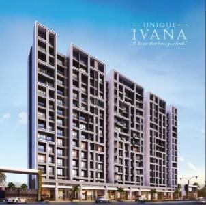 Gallery Cover Image of 650 Sq.ft 1 BHK Apartment for buy in Unique Ivana, Mira Road East for 5750000