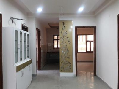 Gallery Cover Image of 850 Sq.ft 3 BHK Independent Floor for rent in Sector 25 Rohini for 15500