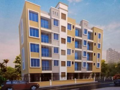 Gallery Cover Image of 560 Sq.ft 1 BHK Apartment for buy in Ghansoli for 2240000