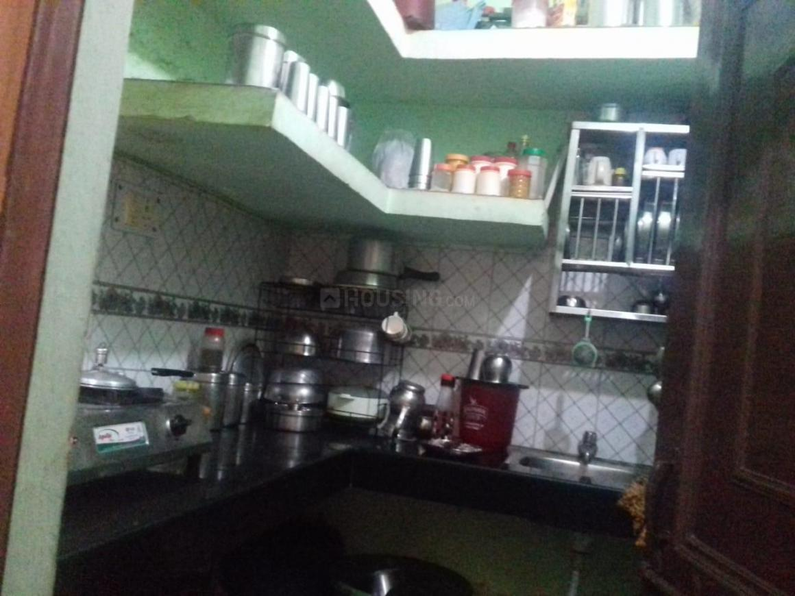 Kitchen Image of 668 Sq.ft 2 BHK Independent House for buy in Aya Nagar for 2900000