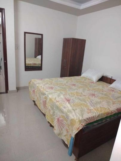 Bedroom Image of Abhi Homes PG in Sector 39