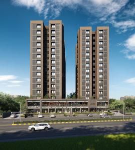 Gallery Cover Image of 1500 Sq.ft 3 BHK Apartment for buy in Shela for 4725000