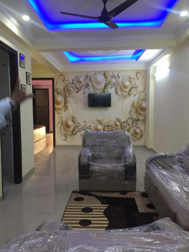 Living Room Image of 900 Sq.ft 2 BHK Independent Floor for buy in Chaukhandi for 3100000