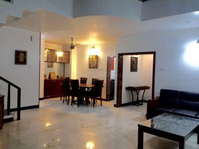 Gallery Cover Image of 2645 Sq.ft 3 BHK Apartment for rent in New Kalyani Nagar for 90000