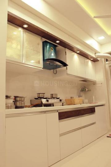 Kitchen Image of 1250 Sq.ft 3 BHK Apartment for buy in Hadapsar for 8000000