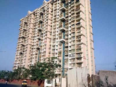 Gallery Cover Image of 1150 Sq.ft 2 BHK Apartment for rent in Airoli for 38000