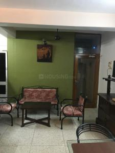 Hall Image of 850 Sq.ft 2 BHK Apartment for rent in Kasba for 20000