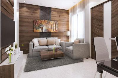 Gallery Cover Image of 1050 Sq.ft 3 BHK Apartment for buy in Eden Solaris Joka Phase 1, Pailan for 3170072