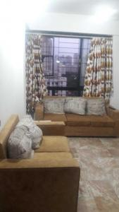 Gallery Cover Image of 585 Sq.ft 1 BHK Apartment for rent in Kharghar for 18000