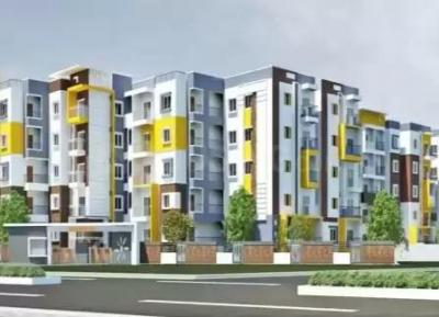 Gallery Cover Image of 1220 Sq.ft 2 BHK Apartment for buy in MV Value Plus, Bangalore City Municipal Corporation Layout for 5500000