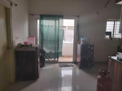 Gallery Cover Image of 635 Sq.ft 1 BHK Independent Floor for rent in Thane West for 18000