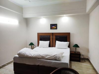 Bedroom Image of Nstay in Sushant Lok I