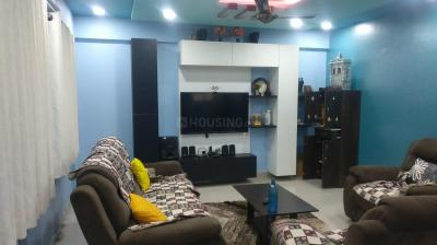 Gallery Cover Image of 1500 Sq.ft 3 BHK Apartment for rent in Hemanth Prithvi Stargaze, Balagere for 35000