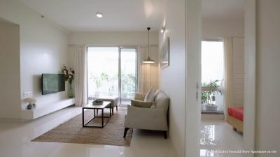 Gallery Cover Image of 1250 Sq.ft 3 BHK Apartment for buy in Godrej Emerald, Thane West for 13500000