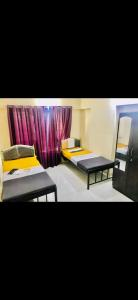 Bedroom Image of Oxotel,paying Guest Flats In Mumbai in Kasarvadavali, Thane West