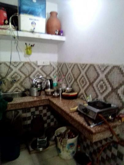 Kitchen Image of PG 4040816 Tilak Nagar in Tilak Nagar