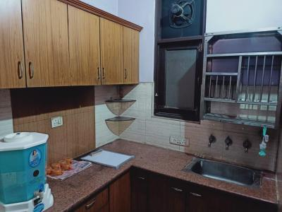Gallery Cover Image of 445 Sq.ft 1.5 BHK Independent Floor for rent in Pitampura for 9000