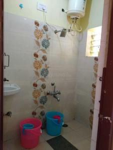 Gallery Cover Image of 800 Sq.ft 1 BHK Independent Floor for rent in Kaval Byrasandra for 8000