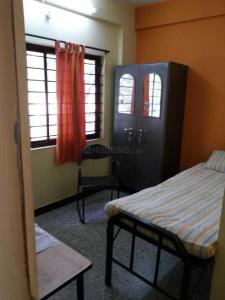 Bedroom Image of Aditiya Residency PG in Adugodi