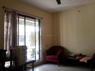 Gallery Cover Image of 400 Sq.ft 1 BHK Apartment for rent in Amrutha Apartment, Ghansoli for 17000