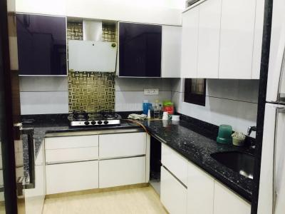 Gallery Cover Image of 1400 Sq.ft 3 BHK Independent Floor for rent in Jaunapur for 33000