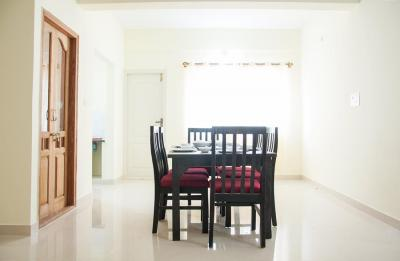 Dining Room Image of PG 4642806 Rr Nagar in RR Nagar